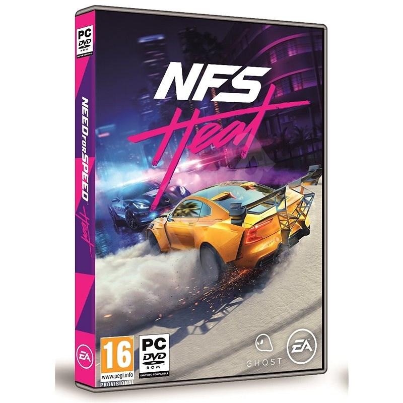 Need For Speed Heat - PC játék
