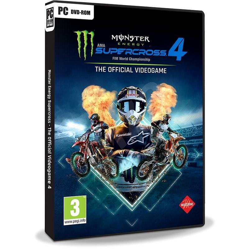 Monster Energy Supercross 4 - PC játék