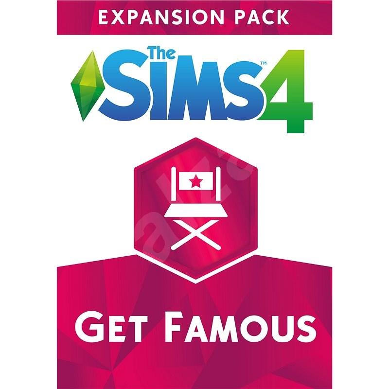 The Sims 4: Get Famous - Videójáték kiegészítő