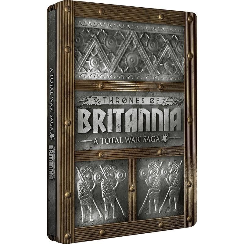 Total War Saga: Thrones of Britannia Limited Edition - PC játék