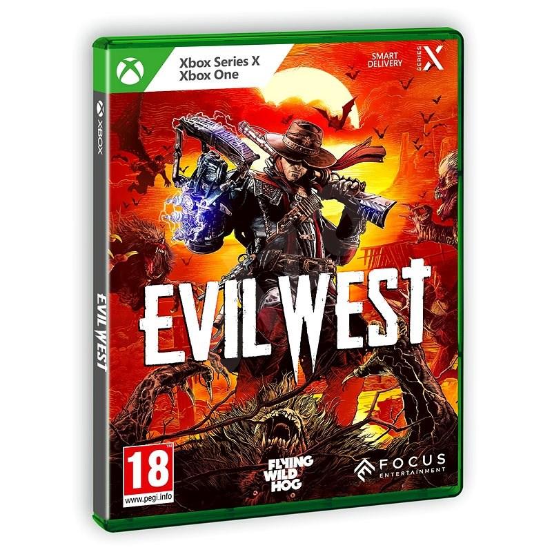 Evil West - Xbox - Konzol játék