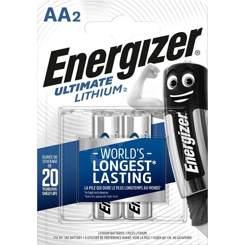 Energizer Ultimate Lithium AA/2 - Eldobható elem