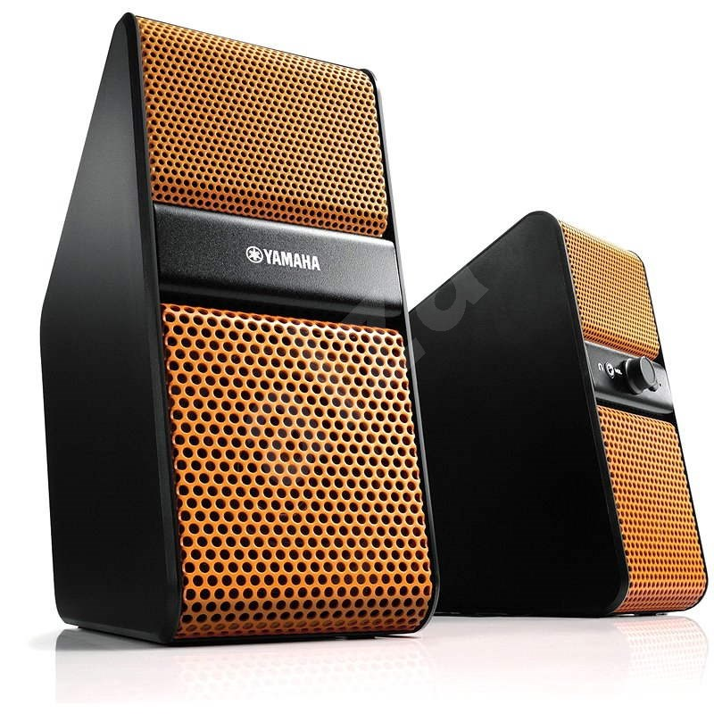 YAMAHA NX-50 Orange  - Speaker