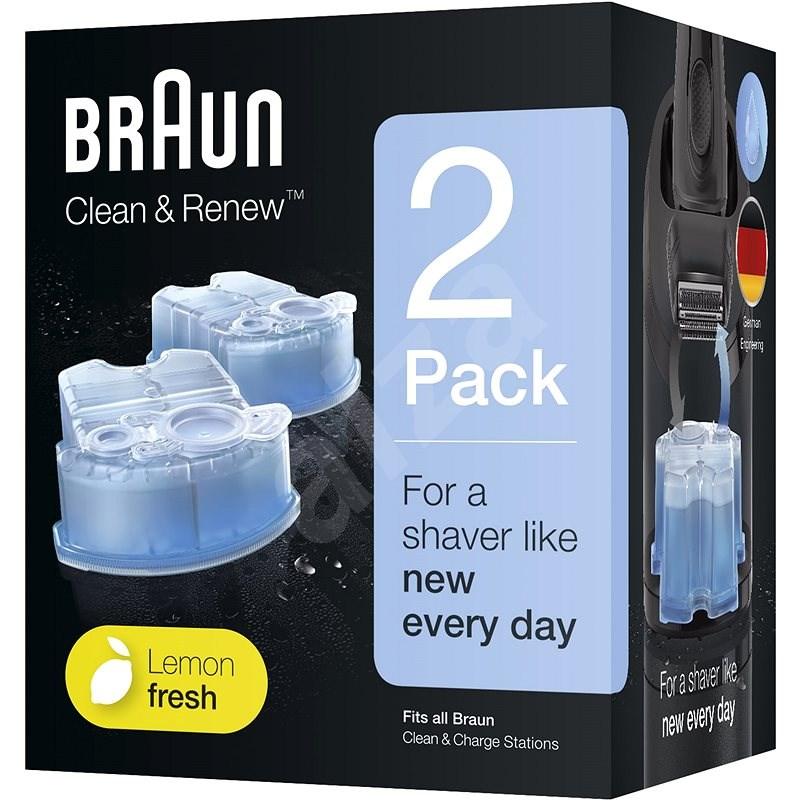 BRAUN Clean&Charge - CCR2 cserepatron - Utántöltés