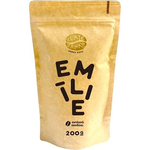 Zlaté Zrnko Emílie, 200g - Kávé