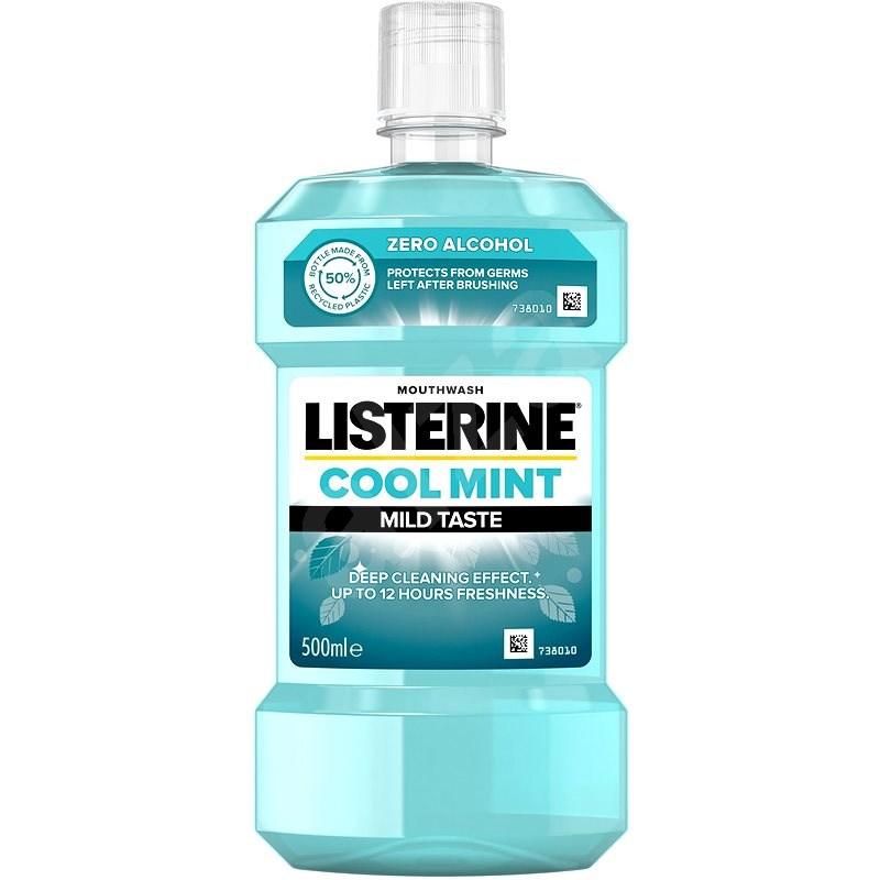 LISTERINE CoolMint Mild Taste 500 ml - Szájvíz