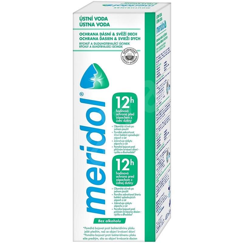 MERIDOL Safe Breath 400 ml - Szájvíz