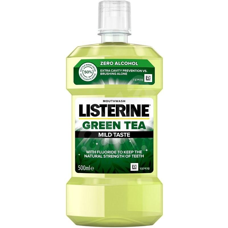 LISTERINE Green Tea 500 ml - Szájvíz