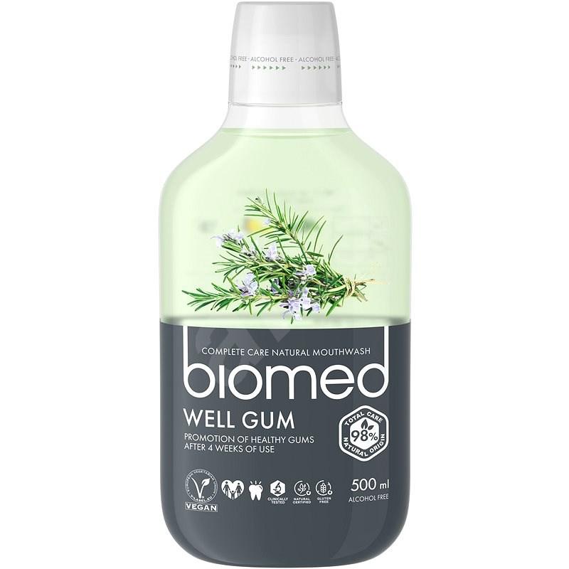 BIOMED Well Gum 500 ml - Szájvíz