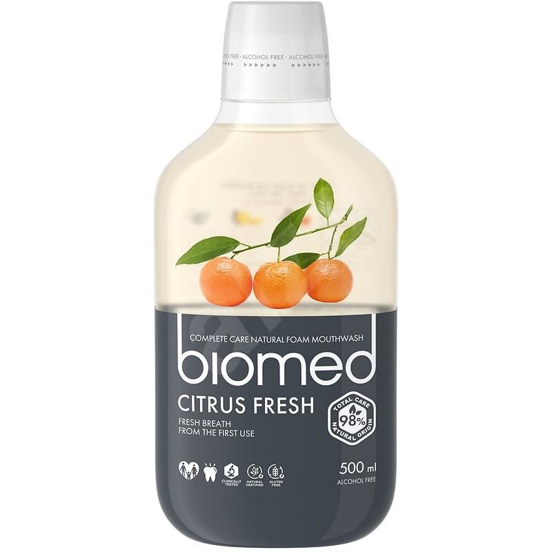 BIOMED Citrus Fresh 500 ml - Szájvíz