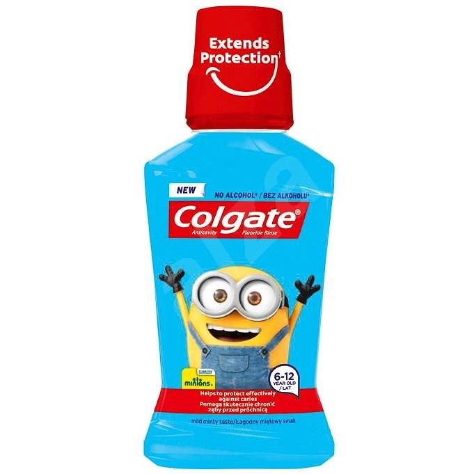 COLGATE Plax Minions 250 ml - Szájvíz