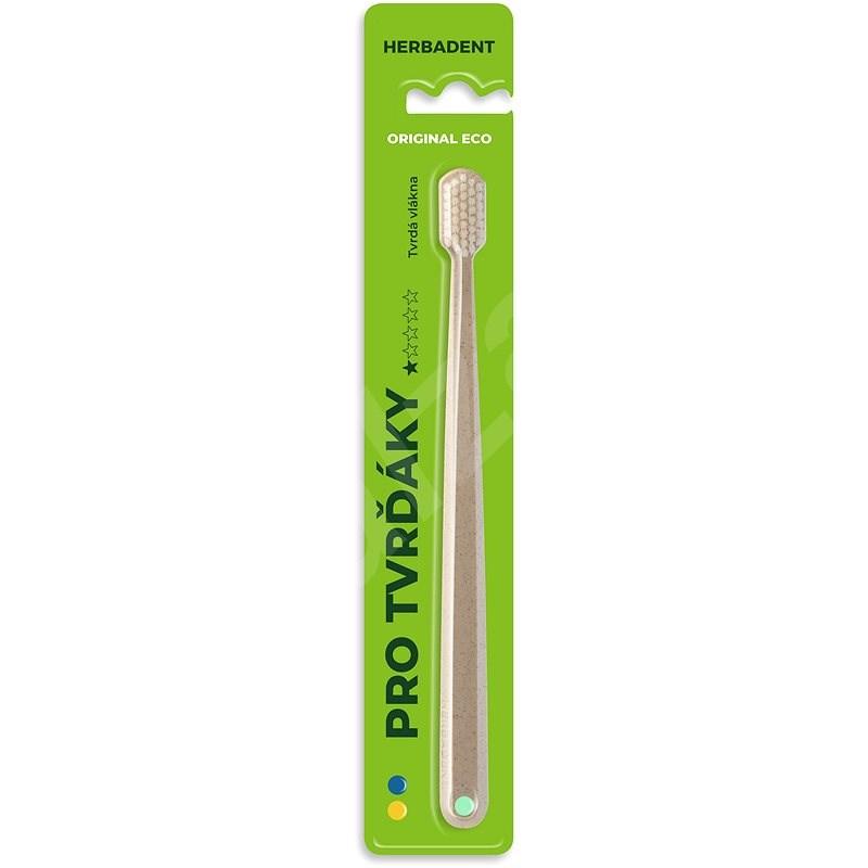 HERBADENT Eco Hard - Fogkefe