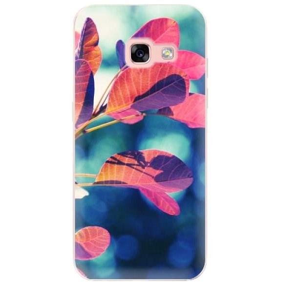 iSaprio Autumn Samsung Galaxy A3 27 készülékhez - Mobiltelefon hátlap