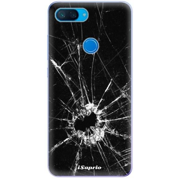 iSaprio Broken Glass 10 Xiaomi Mi 8 Lite készülékhez - Mobiltelefon hátlap