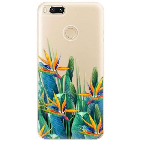 iSaprio Exotic Flowers a Xiaomi Mi A1 készülékhez - Mobiltelefon hátlap