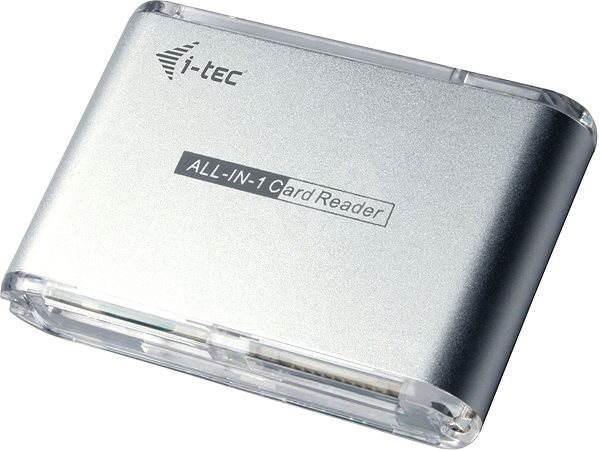 i-TEC USB 2.0 external card reader - Card Reader