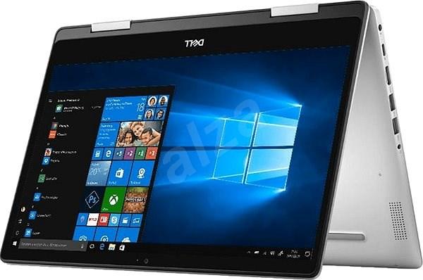 Dell Inspiron 14 (5491) Touch Ezüst - Laptop