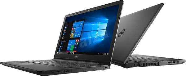 Dell Inspiron 15 (3567) Fekete - Laptop