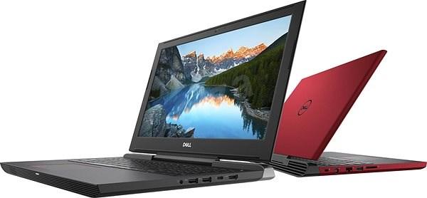 Dell G5 15 Gaming (5587) Piros - Laptop