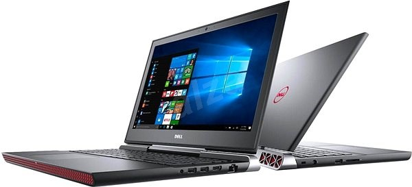 Dell Inspiron 15 (7000) Gaming fekete - Laptop
