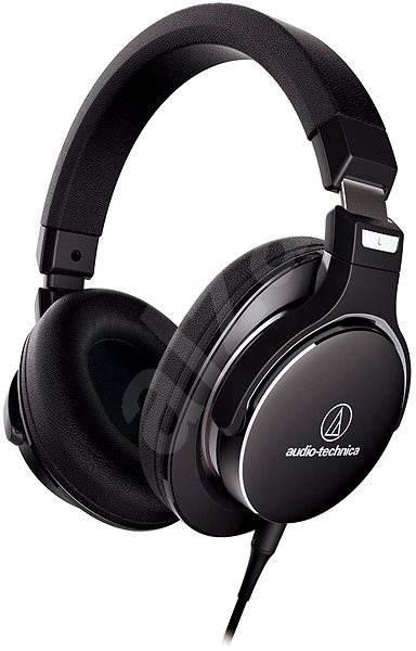 Audio-Technica ATH-MSR7NC fekete - Mikrofonos fej- fülhallgató  dbd96d5fd0
