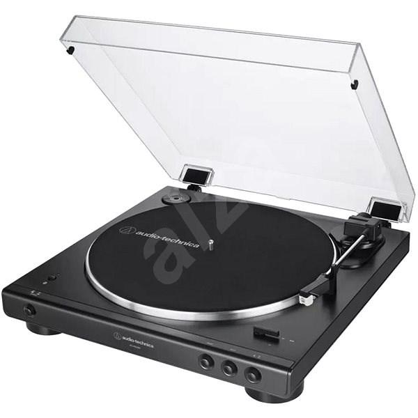 Audio-Technica AT-LP60XBTBK - Lemezjátszó