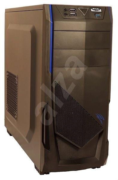 Alza Individual NVIDIA GeForce RTX 2070 - Gamer számítógép
