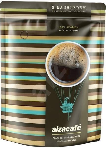 AlzaCafé, szemes, 1000g - Szemes kávé