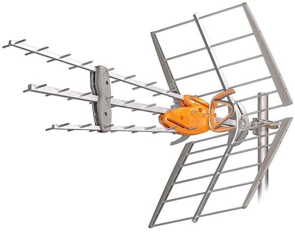 Televés DAT BOSS TFORCE LTE 700-5G Ready - Antenna