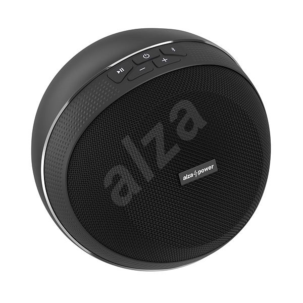 AlzaPower VORTEX V2 black - Bluetooth hangszóró