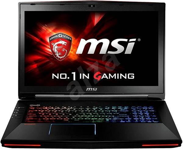 MSI Gaming GT72 2QE(Dominator Pro)-1416XUA - Notebook