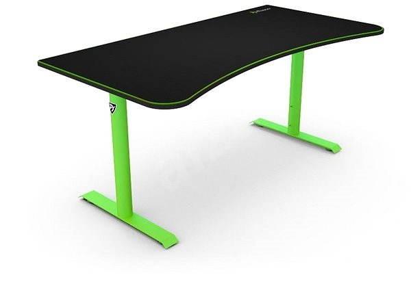 Arozzi Arena Gaming Desk Zöld - Gaming asztal