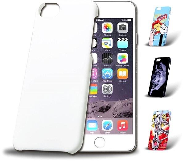 ffc8951f9d01 Egyedi stílusú Skinzone Snap védőburkolat APPLE iPhone 8 - Védőtok a saját  stílusodban
