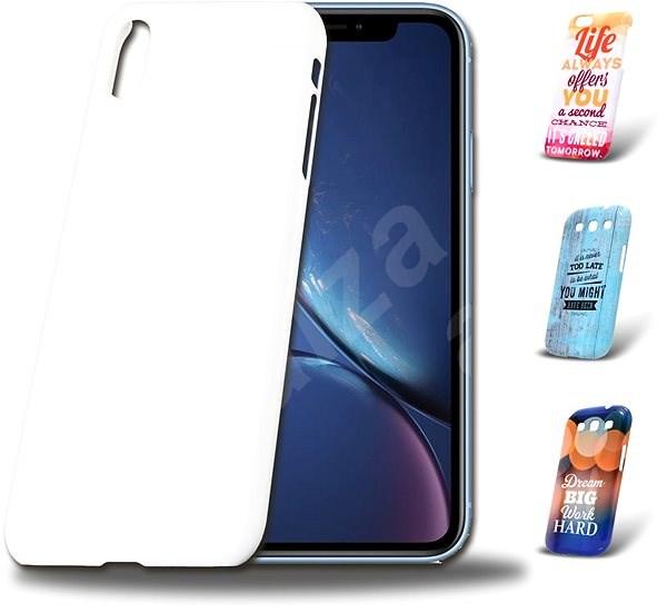 ea76143d0c06 Skinzone saját stílusú Snap tok APPLE iPhone XR készülékhez - Védőtok a  saját stílusodban
