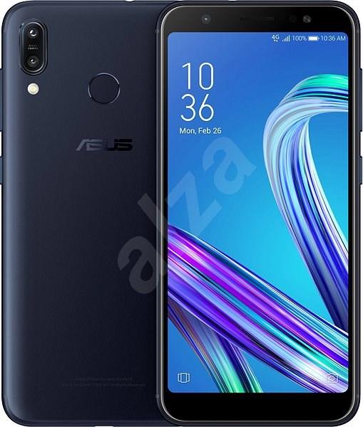 Asus Zenfone Max M1, fekete - Mobiltelefon