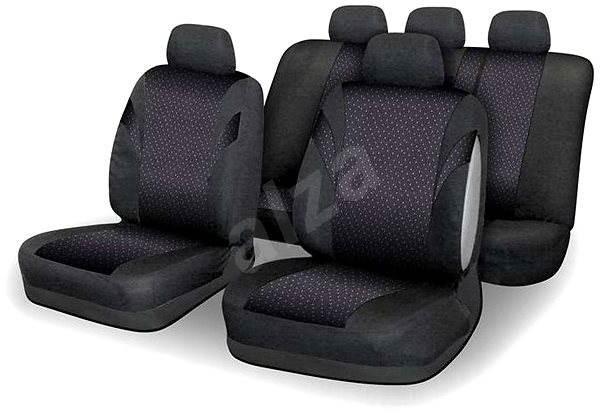 COMPASS JACK II. AIRBAG 9 db-os üléshuzat szett - Autós üléshuzat