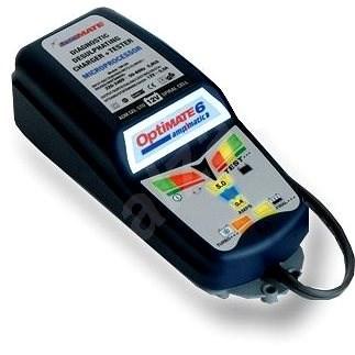 TECMATE OPTIMATE 6 - Autó akkumulátor töltő
