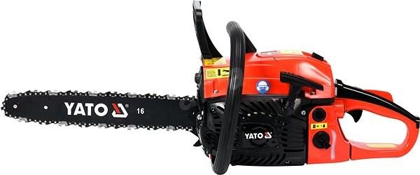 YATO Motoros láncfűrész 2.45 hp - Láncfűrész