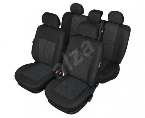 SIXTOL BONN üléshuzat, antracit - Autós üléshuzat