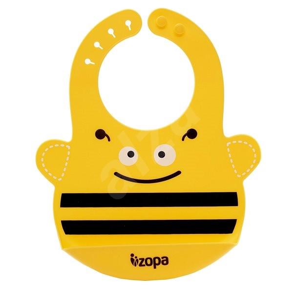 Zopa szilikon előke - Bee - Előke