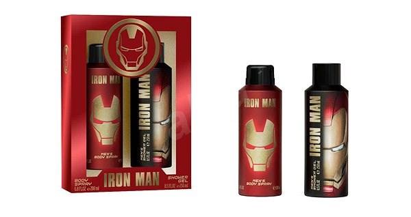 AIRVAL Iron Man Set 450 ml - Ajándékcsomag