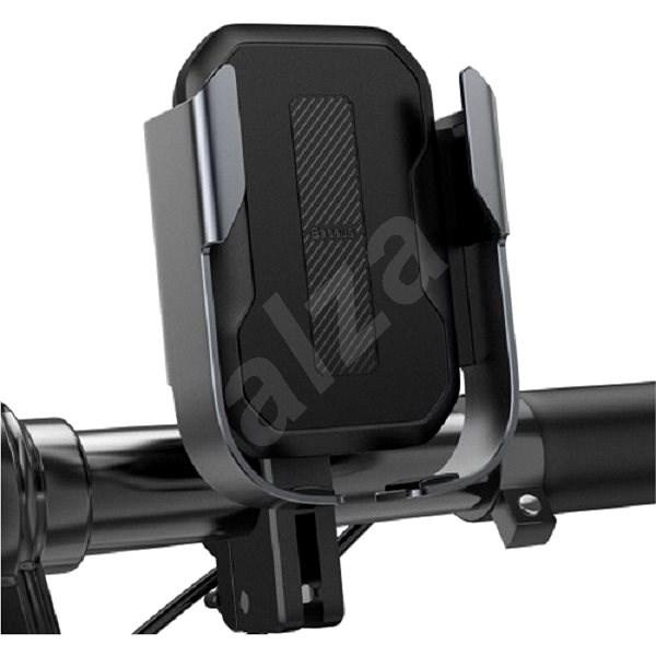 Baseus Armor Motorcycle and Bicycle Holder, fekete - Telefontartó