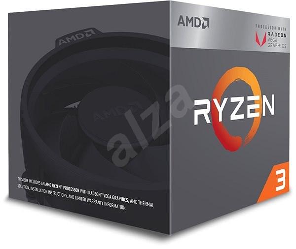 AMD Ryzen 3 2200G - Processzor