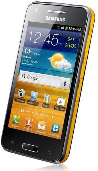 Samsung Galaxy Beam (i8530) Gray - Mobile Phone