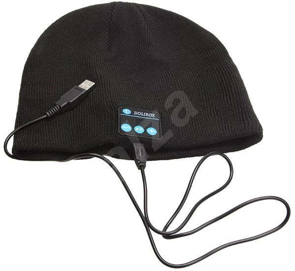 Bluetooth téli sapka - fekete - Sapka  9081019a4f