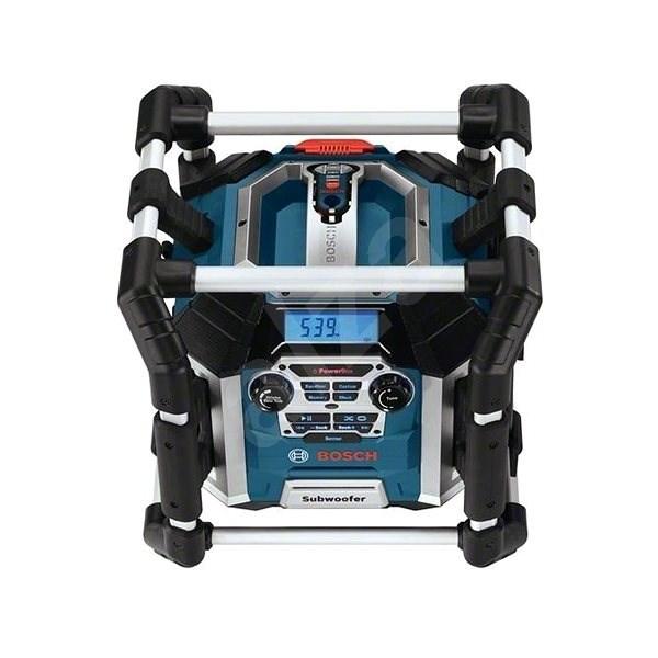 BOSCH GML 20 Powerbox BE - Akkus rádió