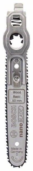 BOSCH Wood Basic 50 NanoBlade - Fűrészlap