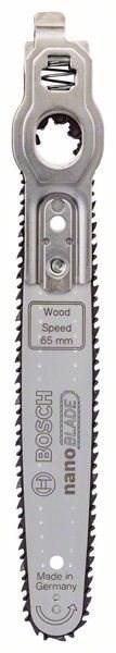 BOSCH Wood Speed 65 NanoBlade - Fűrészlap