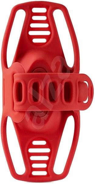BONE Bike Tie PRO 3 - Red - Telefontartó