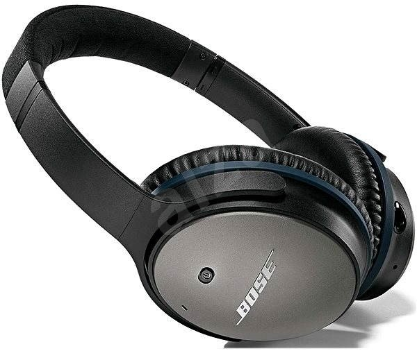 BOSE QuietComfort 25 iOS fekete - Fej- Fülhallgató  4b6b11fb5c